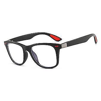 Anti Blue Light Computer Brille hochwertige Rahmen/Männer