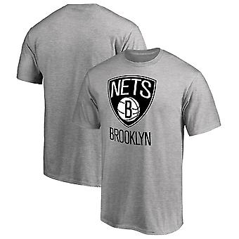 Brooklyn Nets Short T-shirt Sports Tops 3DX080