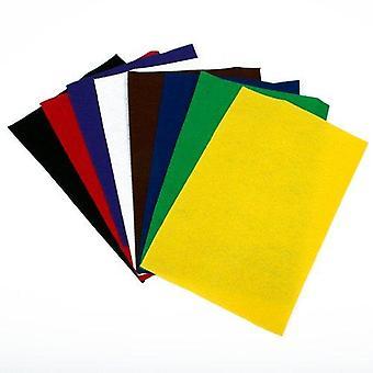 Creation station felt sheets (pack of 8)