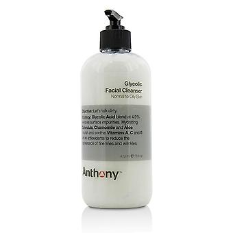 Anthony logistiek voor mannen Glycolic Facial Cleanser 473ml / 16oz