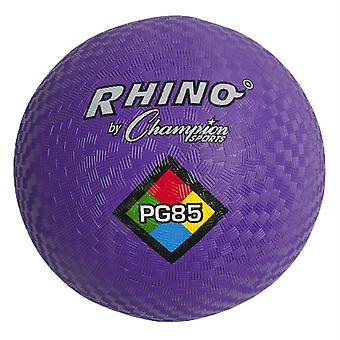 """Bola de juegos de niños, 8-1/2"""", Púrpura"""