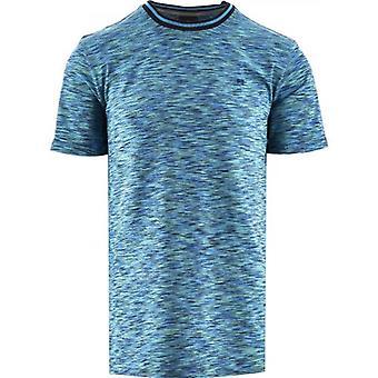 T-shirt à manches courtes Paul Smith Blue Regular Fit