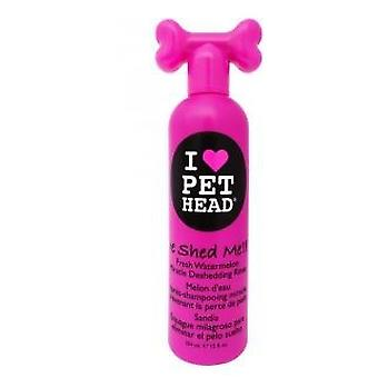Pet Head Pet Head Of Shed Me Rinse 3.79L (Watermelon)