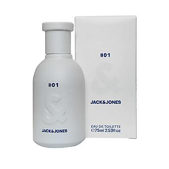 Jack & Jones Jack and Jones #01 Eau de Toilette Spray 75ml #01