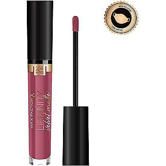 Max Factor Lipfinity Velvet Matte 24Hr Lipstick - 005 Matte Merlot