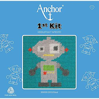Anchor Tapestry Kit: 1st Kit: Robot