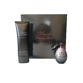 Agent Provocateur L'Agent Eau de Parfum Spray 50ml & Silk Body Elixir 125ml
