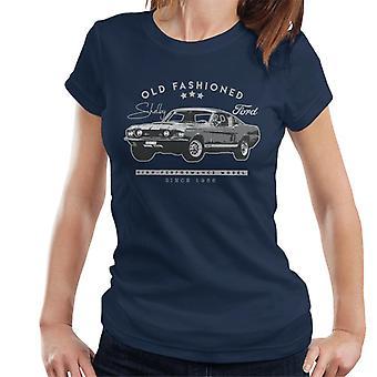 Ford Shelby Vanhanaikainen Naisten&Apos;T-paita