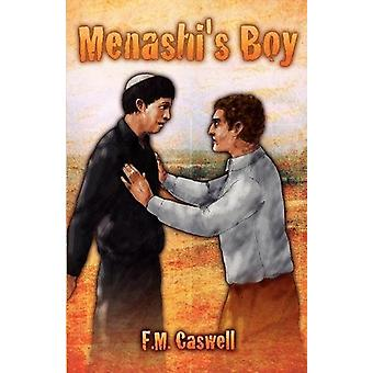 Menashi's Boy by Dr. F.M. Caswell - 9781848762268 Book