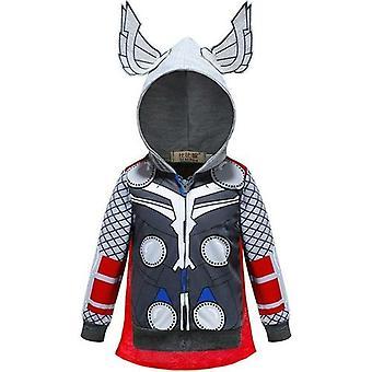 2020 Fall Hoodies Spider Sweatshirt Kids Sportswear Super Hero