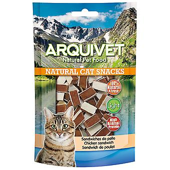 Arquivet Snack Gato Chicken Sandwiches (Cats , Treats , Lighter Options)