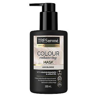 Tresemme Ash Blonde Colour Enhancing Hair Mask with Colour Pigments, 200ml
