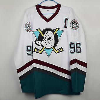 Coldoutdoor Ducks Ice Hockey Pratique Jersey Haute qualité en stock