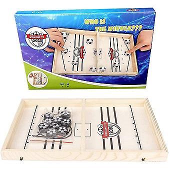 FengChun lustige schnelle Sling Puck Spiel Paced SlingPuck Gewinner Board Familie Spiele Spielzeug
