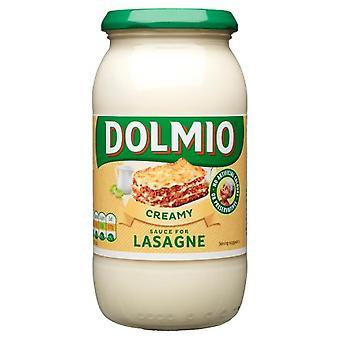 Salsa Cremosa Dolmio para Lasaña, 411g