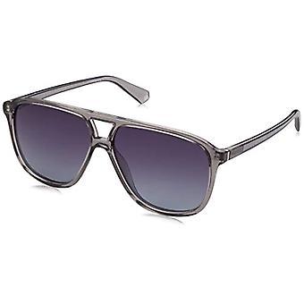 Polaroid PLD 6097/S Okulary przeciwsłoneczne, Szary, 58 Unisex-Adult
