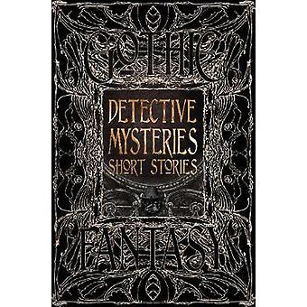 Detective Mysteries Short Stories Gothic Fantasy