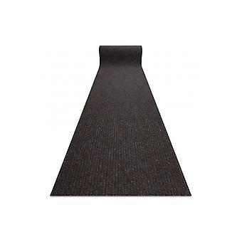 Runner - Doormat antislip GIN 7053 outdoor, indoor liverpool brown 200 cm