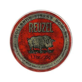 Reuzel Red Pomade (Water Soluble, High Sheen) 35g/1.3oz