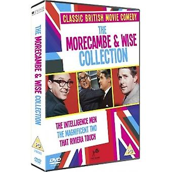 Morecambe and Wise Movie Collection 1965 DVD