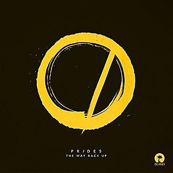 Prides - The Way Back Up CD