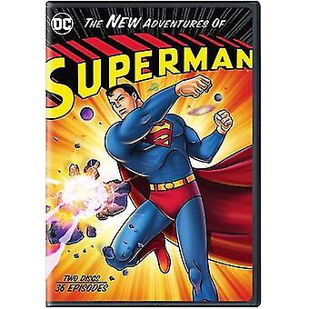 New Adventures of Superman [DVD] USA import