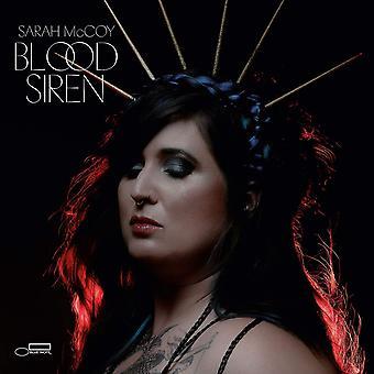 Sarah Mccoy - Blood Siren Vinyl