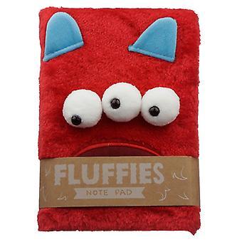 Monstarz Monster Plush Fluffies Notatnik / Notebook