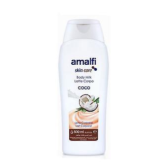 Body Lotion Skin Care Amalfi Coconut (500 ml)