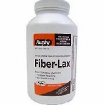 Major Pharmaceuticals Laxative Fiber-Lax Tablet 60 per Bottle 500 mg Strength Calcium Polycarbophil, 60 Count