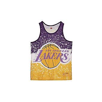 Mitchell & Ness Nba LA Lakers Tank Topp MSTKAJ19070LALLTGD basketball hele året menn t-skjorte