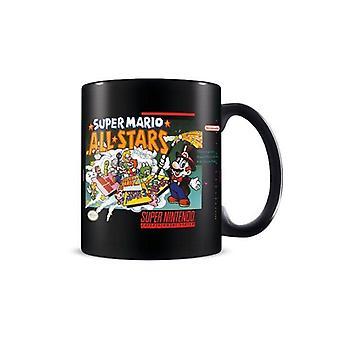 Super Mario All Stars Mug