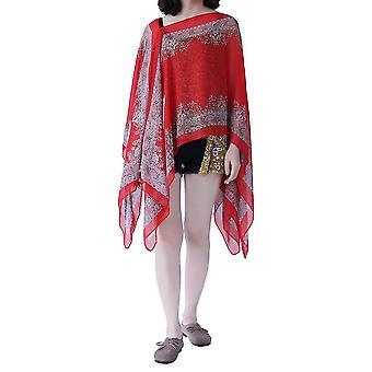 Mode Sommer Stil Falten Chiffon Schal Strandtücher Damen Schals Tücher