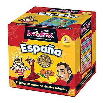Educational Game BrainBox España (ES)