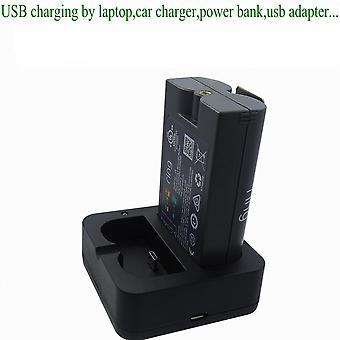 リングドアベル1/2/3用USB充電ステーション、スポットライトカムとスティックアップカムバッテリー充電器