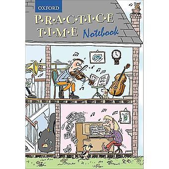 Praktiken tid Notebook