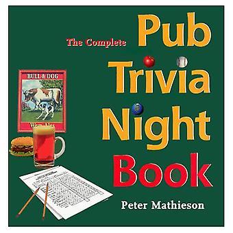The Complete Pub Trivia Night Book