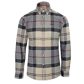 Barbour men's dress tartan edderton shirt