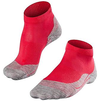 Falke Running 4 Medium Short Socken - Rose Pink