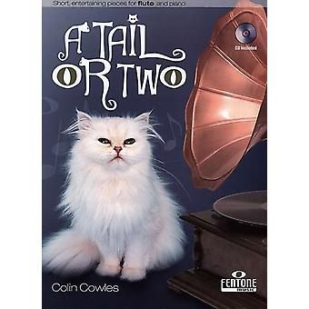 A Tail or Two Flute, Book with CD