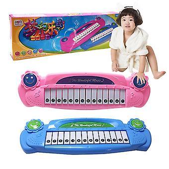 Juguete electrónico de órganos para niños
