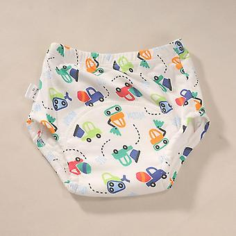 Newborn Training Diapers's Shorts Solid Color Baby Washable Underwear