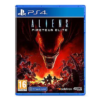 Aliens Fireteam Elite PS4 Game