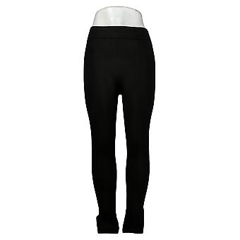 Rhonda Shear Leggings M/L Fleece-Lined Legging Black 679977