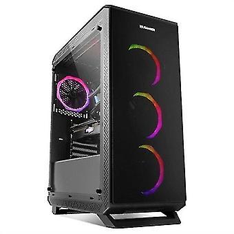 Desktop computer server cases atx semi-tower box nxhummertgf usb 3.0