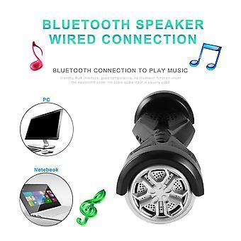 H10 Twist Car Shaped Bluetooth Speakers Hands-free Calls Stereo Loudspeaker