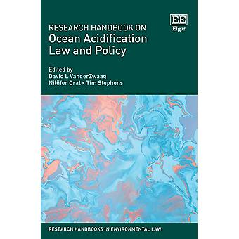 Research Handbook on Ocean Acidification Law and Policy