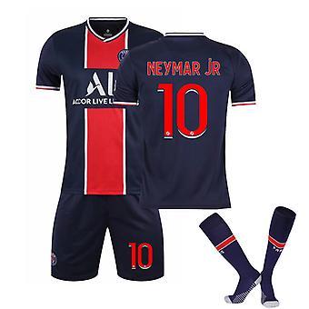 Neymar Jr Jersey, Camiseta-neymar-10, Home Jersey (tamanho das crianças)