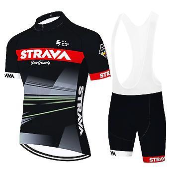 Men's Cycling Jersey Short Sleeve Bike Shirts Quick-dry