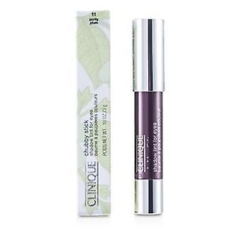 Clinique Chubby Stick Shadow tint for øyne-# 11 korpulent Plum-3g/0.1 oz